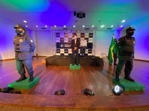 Read more about the article PASSAGEM DE COMANDO DA NOSSA GUARDA CIVIL MUNICIPAL