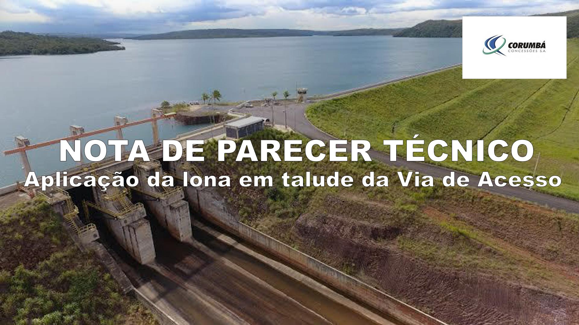 NOTA DE PARECER TÉCNICO DA CORUMBÁ CONCESSÕES S.A.