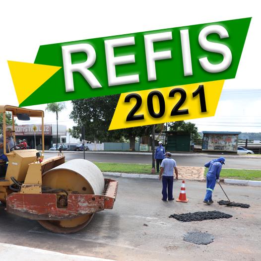 REFIS 2021 JÁ ESTÁ DISPONIVEL!  CONTRIBUINTE JÁ PODE RENEGOCIAR DÍVIDAS COM MUNICÍPIO